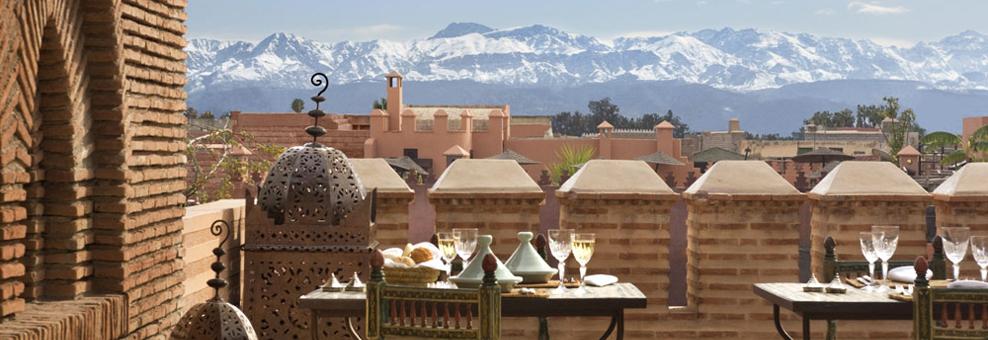 Hoteles marruecos de lujo ofertas de hoteles y riads en for Ofertas hoteles de lujo